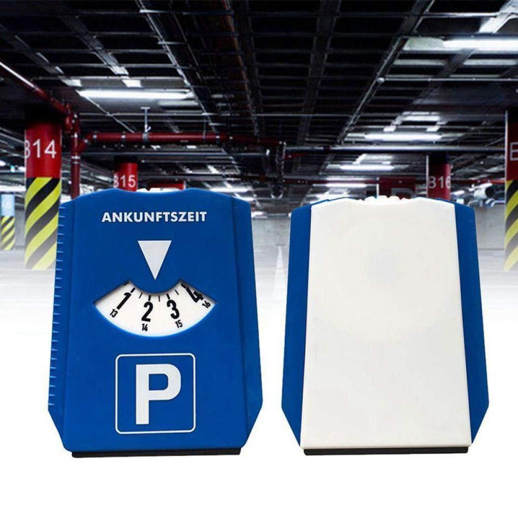 ilonti Portable Car Timer Clock Arrival Display Parking Time Tools Clocks