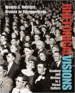 Book Rhetorical Visions: Reading and Writing in a Visual Culture