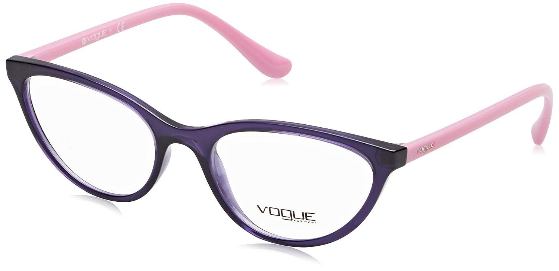 Eyeglasses Vogue VO 5213 2614 TRANSPARENT VIOLET