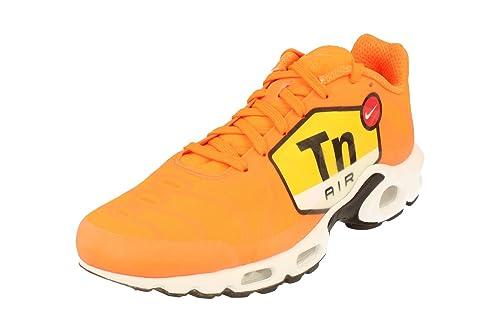 newest e1ac8 87b5b Nike Air Max Plus NS GPX Mens Running Trainers Aj7181 Sneakers Shoes  Orange  Amazon.ca  Shoes   Handbags