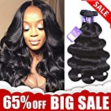 Brazilian Bundles Virgin Human Hair 14''16''18'' Body Wave 3 Bundles 100% Unprocessed Virgin Human Hair Weave Brazilian Hair Bundles Faddishair
