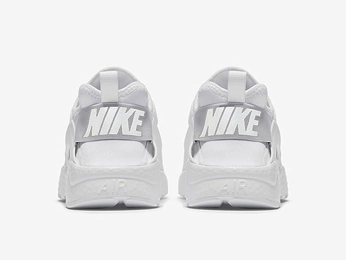 Nike men's Air Huarache Ultra Running Shoes 819151-101 White - US8.5