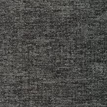 Juliet Unbound Grey Grey Charcoal Muted Textured Woven Textured Upholstery Fabric by the yard