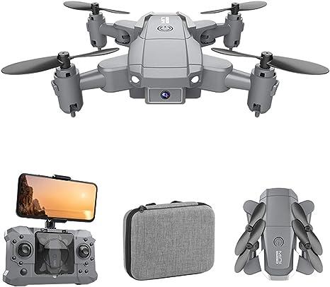 Opinión sobre YAHCQ 4K Drone con Camara HD Drones con Camaras Profesionales Drones para Niños, Giro De 360 Grados, Una Pieza De Despegue, Aterrizaje, Detección De Gravedad, Fácil De Operar