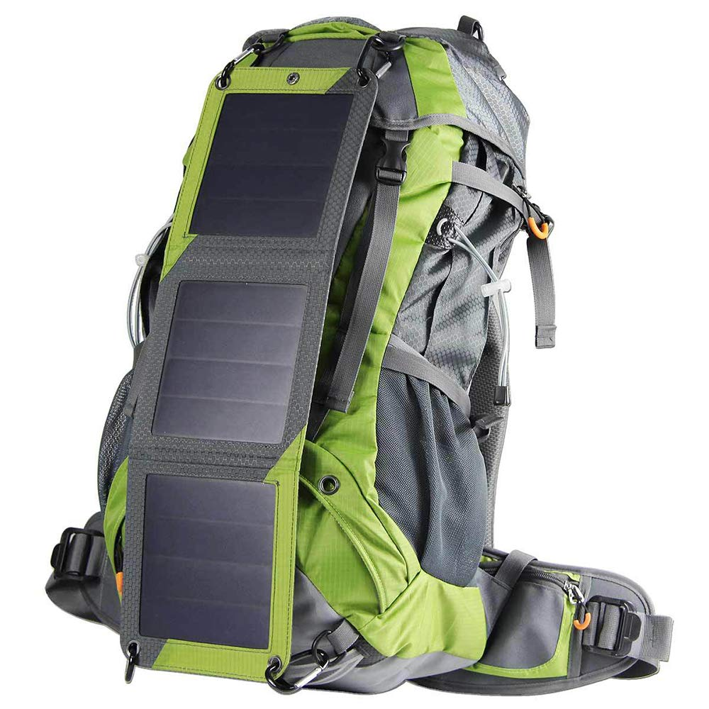 USBが付いている多機能のビジネスバッグの盗難防止のバックパック、旅行または学校または屋外のための太陽充電器が付いているバックパック   B07R6821BV