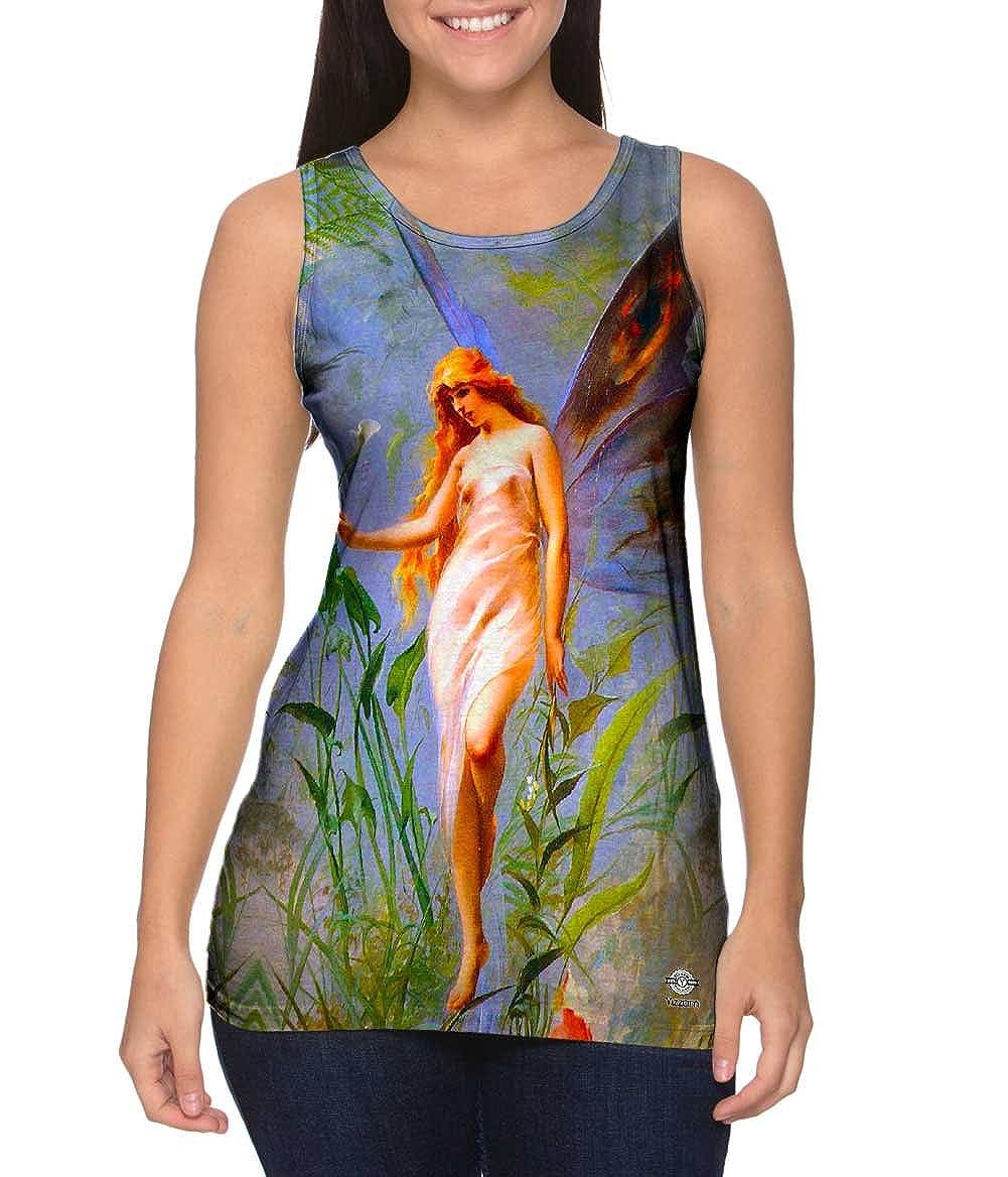 -Tshirt- Womens Tank Top 1888 Yizzam- Falero Luis Ricardo Lily Fairy