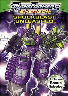 Transformers Energon: Shockblast Unleashed