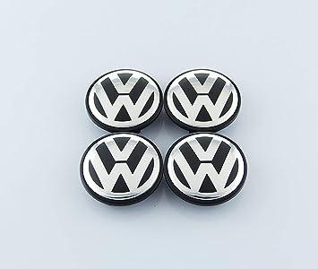 Amazon.com: YLSY - Tapacubos de 2.559 in para Volkswagen VW ...