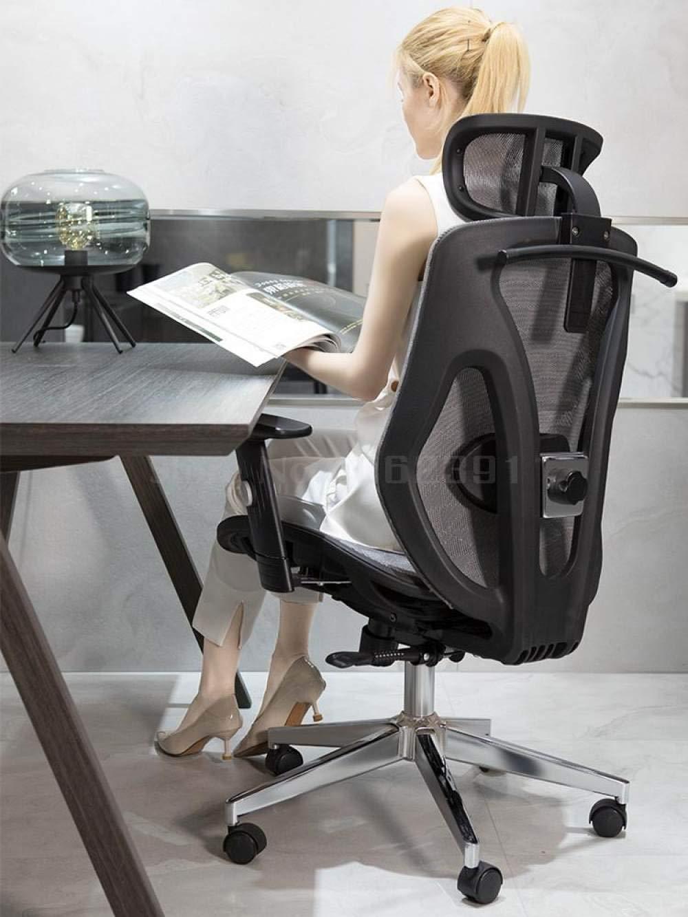 OPXZPM kontorsstol datorstol hem kontor stol chef stol midjeskydd roterande stol, 3 Same as Picture 3