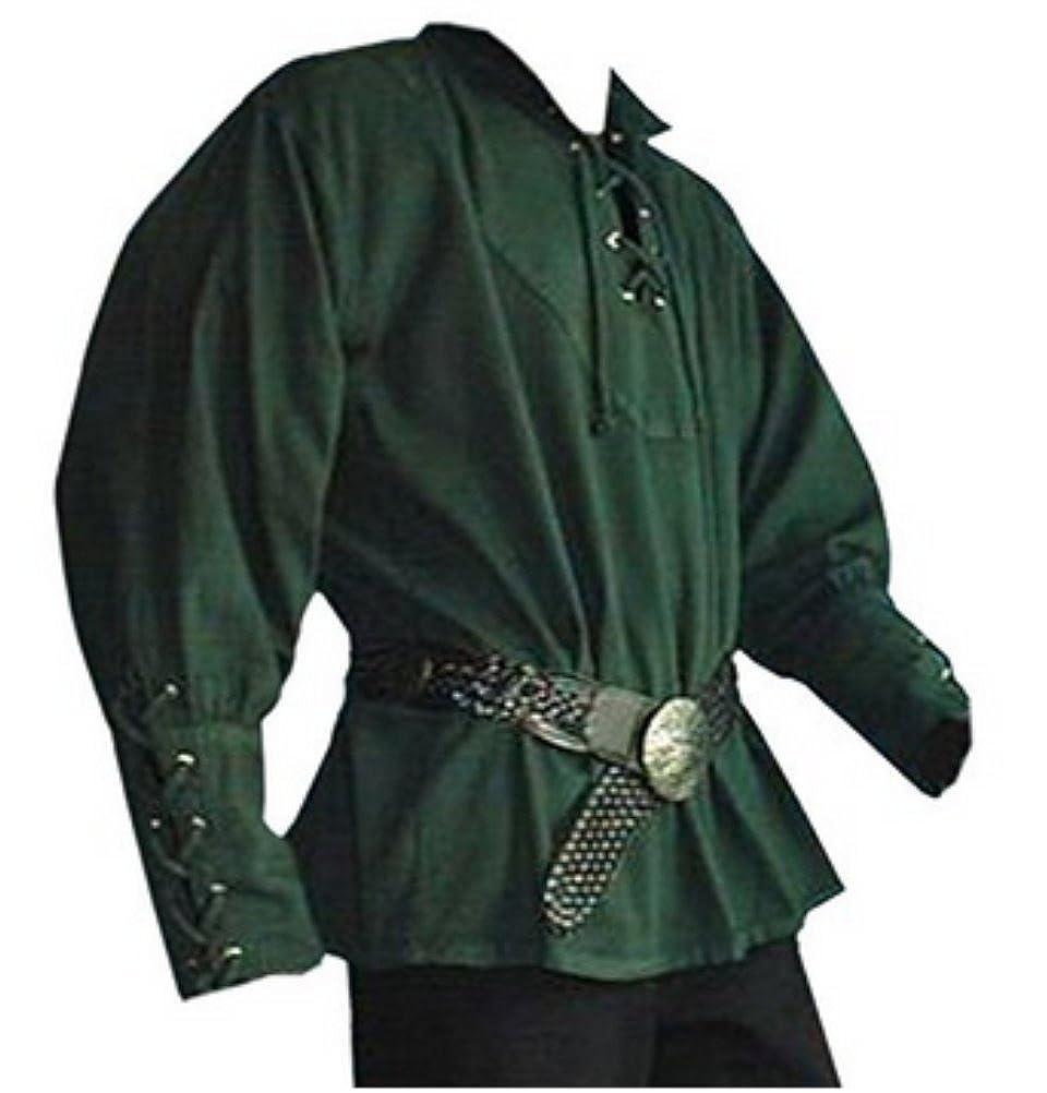 Inter Moden Mittelalter Markthemd - Herren Pirat Ringulf B00FARJKFE Kostüme für Erwachsene Bekannt für seine hervorragende Qualität | Schön In Der Farbe
