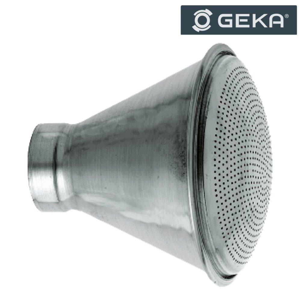 Geka IG G3/4 LM Soft Rain Shower Head, Silver, 48x28x28 cm 7922SB