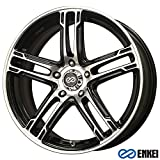rims for 05 town country - ENKEI - fd-05 - 15 Inch Rim x 7 - (5x4.5) Offset (38) Wheel Finish - black machined