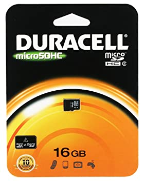 DURACELL SDHC CARD DRIVERS