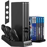 Kootek Vertical Stand for PS4 Slim/Pro/Regular...