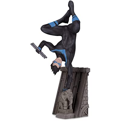 DC Collectibles Bat-Family: Nightwing Multi-Part Statue: Toys & Games