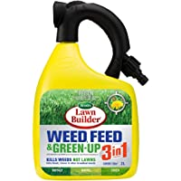 Lawn Builder Weed, Feed and Green Up 3in1, 2 litres