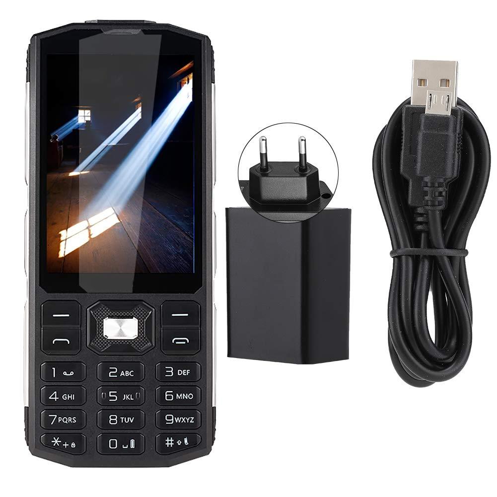 Kafuty Smartphone 3 Tarjeta SIM Pantalla LCD de 3.5 Pulgadas ...