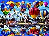 hot air balloon puzzle - SunsOut Hot Air Balloons 1000 Piece Jigsaw Puzzle