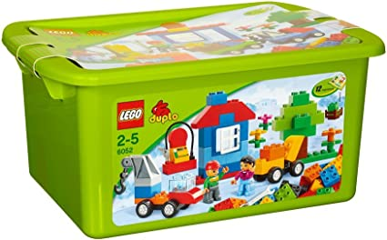 LEGO Bricks & More Duplo 6052 - Mi Primer Set de Vehículos: Amazon.es: Juguetes y juegos