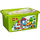 レゴ (LEGO) デュプロ基本セット・のりものをつくろう 6052
