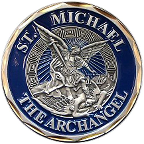 Collectible-Coin-Patriotic-Spiritual-Coins-St-Michael-Military-Gifts-Men-Women