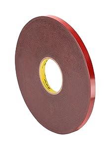 3M VHB Tape 4611, 0.25 in width x 36 yd length, 1 roll