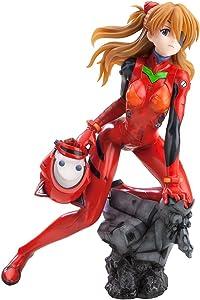 Kotobukiya Asuka Langley Shikinami Q Plug Suit Version Neon Genesis Evangelion ANI Statue