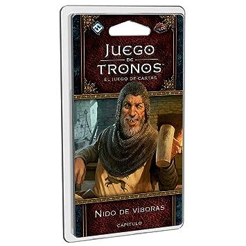 Fantasy Flight Games- Juego de Tronos LCG - Nido de víboras ...