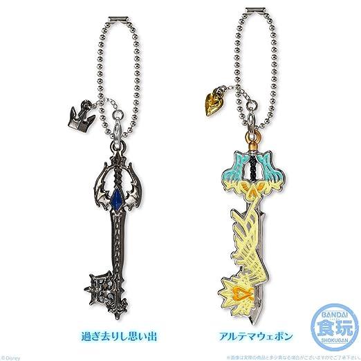 Amazon.com: Bandai Shokugan Keyblade Collection Vol. 1 ...