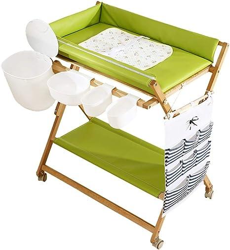 Lxla Table A Langer Pour Petits Espaces Salle De Bain Pour Bebe
