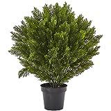 Nearly Natural 6881 3' (Indoor/Outdoor) Cedar Artificial Bush