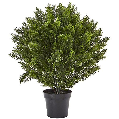 Nearly Natural 6881 3' (Indoor/Outdoor) Cedar Artificial Bush by Nearly Natural