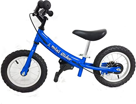 Deslizamiento Bicicletas niños Bicicleta Mini Glider con Patentado Lento Velocidad geometría, Azul: Amazon.es: Deportes y aire libre