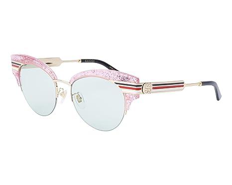 b273a42838 Lunettes de soleil Gucci GG 006: Amazon.fr: Vêtements et accessoires