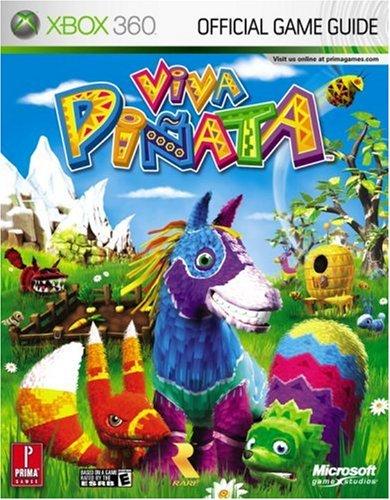 Viva Pinata: Prima Official Game Guide (Prima Official Game Guides) -