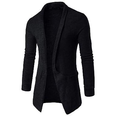 Z&Y Glaa,Hombre de Camisa fácil de Planchar de Slim Fit ...