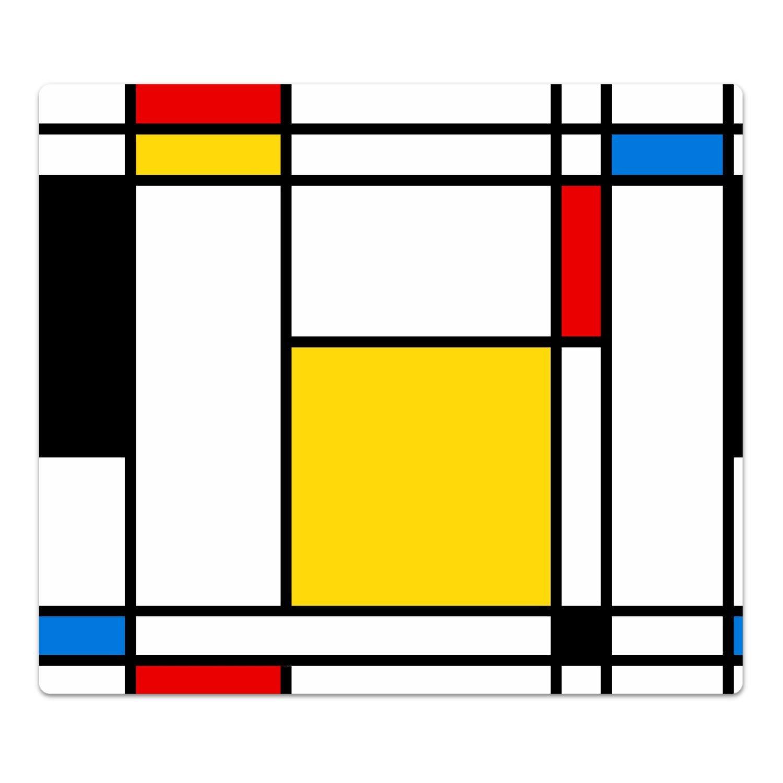 'herdabdeckplatten di vetro decorativo