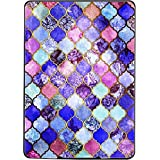 Mosaic Shields Tiles Inset Pictures Printed Design Kindle Paperwhite Vinyl Decal Sticker Skin by Smarter Designs