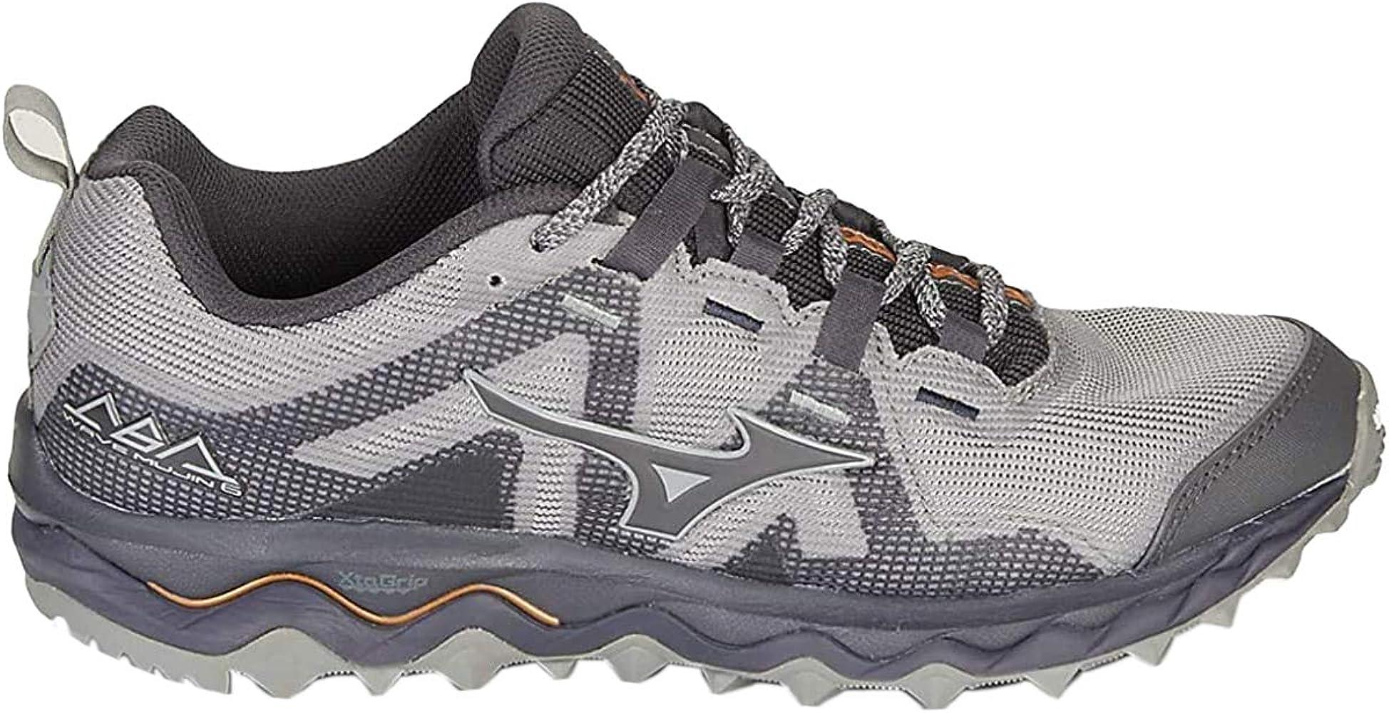Mizuno Wave Mujin 6, Zapatillas de Running para Asfalto para ...
