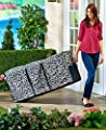 Rolling Outdoor Cushion Storage from GetSet2Save