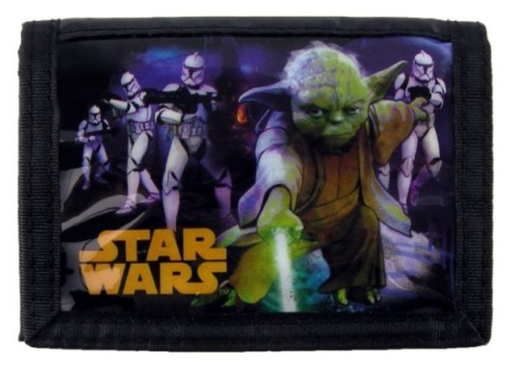 Disney STAR WARS - Monedero, monedero, cartera para niños ...