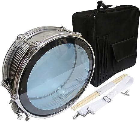 QING.MUSIC Percussion instrument Tambor de Caja Instrumento de ...