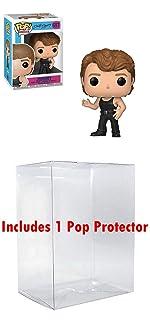 Funko POP! Dirty Dancing: Johnny - Vinyl Figure 697 + Bundled w/ Pop Box Protector CASE