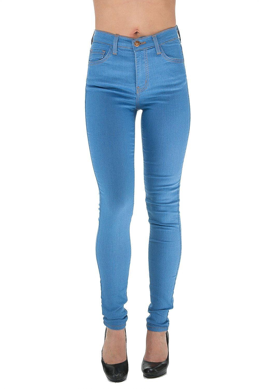 women's skinny denim jeans