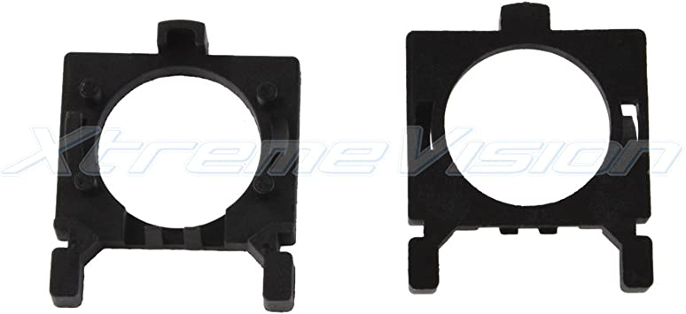 HUIQIAODS H1 Xenon Bulb Retainer Adapter Holders For Odyssey Install Aftermarket