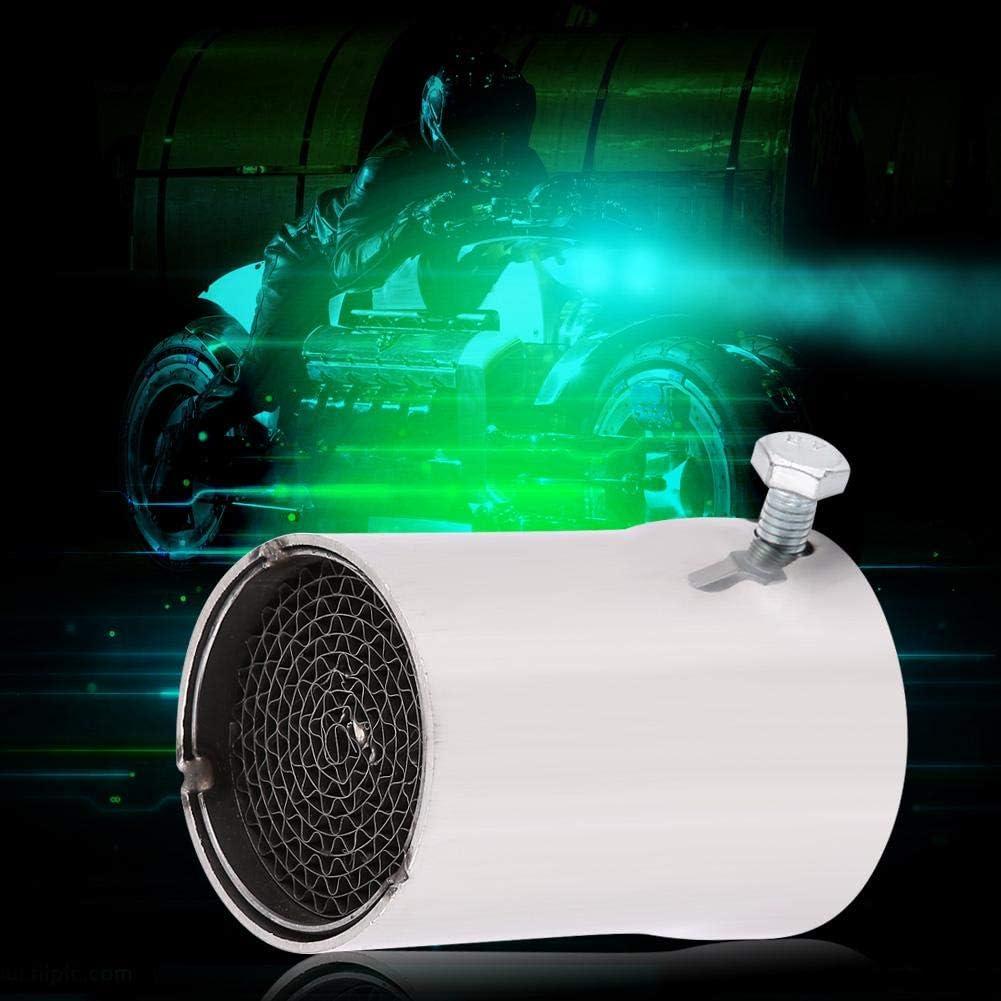 Tuyau d/échappement de moto DB Killer Silencieux universel avec r/éducteur de bruit r/ésistant aux hautes temp/ératures avec 5 types en option 3