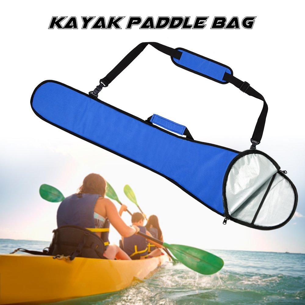 Lixada Kayak Paddle Bag Long Kayak Barco Canoa Paddle Almacenamiento Bolsa Holder Pouch Cover