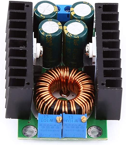 Jadeshay DC Converter 300W DC-DC Step Down Regolatore di Alimentazione Regolabile Modulo 7V ~ 40V a 0.8V ~ 28V