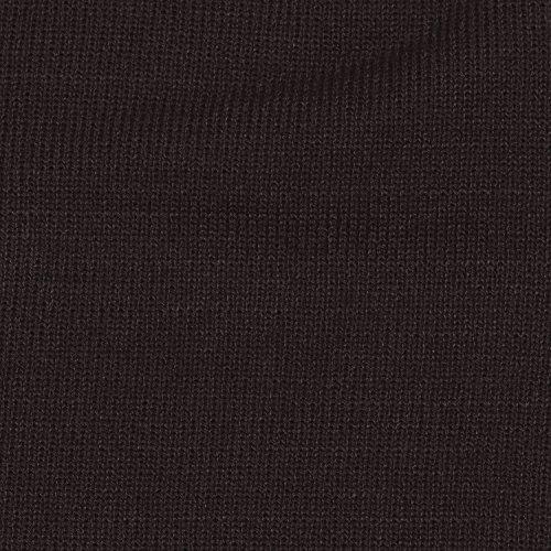 de moderno gorro clásico abrigo gorro DonDon Lava marrón suave Gris invierno de diseño beanie slouch y tTqItwv
