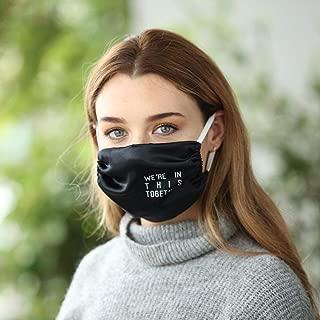 product image for PJ Harlow Face Mask, Black, Large